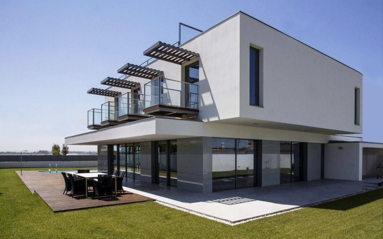 Casa anamur 233275 planos de casas tienda de - Arquitectos casas modernas ...