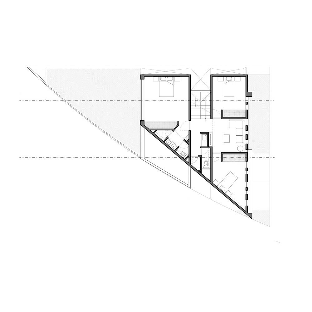 Casa cannes 223180 planos de casas tienda de - Planos de arquitectos ...