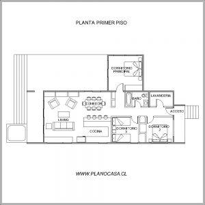 Casa Rupanco 11145 Planos De Casas Tienda De