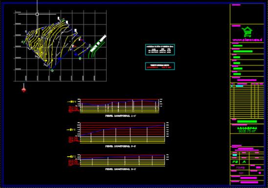 Plano Topografico CAD