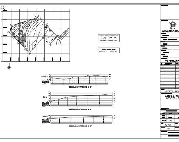 Plano Topografico PDF