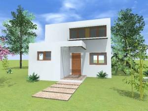 Casa Bari Fachada