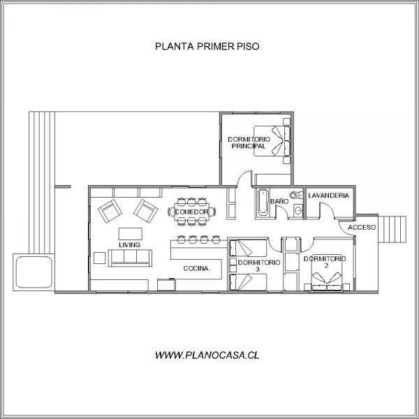 plano casa ories